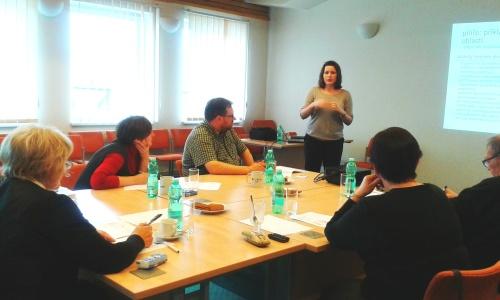 diskutujeme o konkrétních aktivitách v rámci CSR
