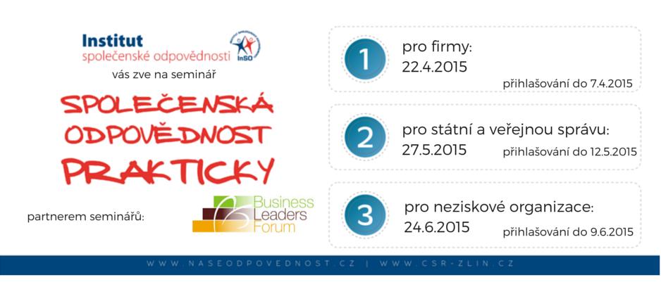 seminare InSO - Brno